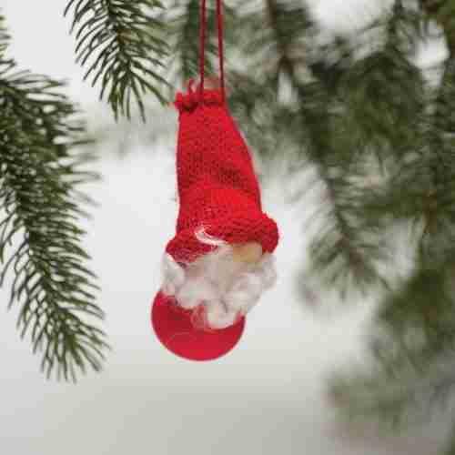 Tomte Ornament