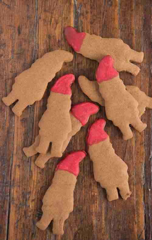 Tomte Cookie Cutters