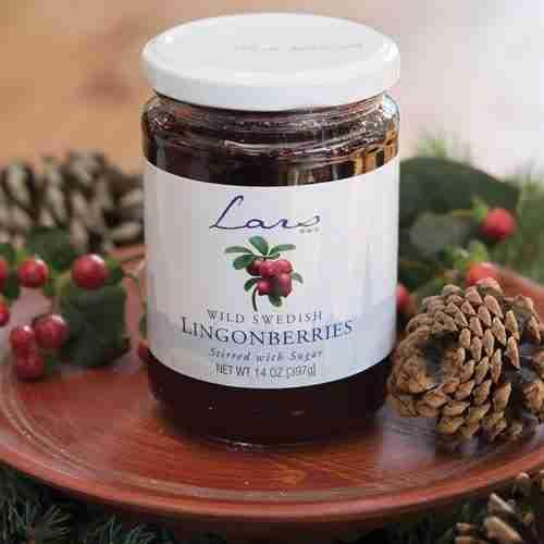 Lars Fruit Preserves Lingonberry