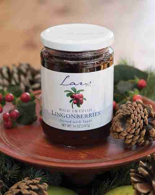 Lars Fruit Preserves Lingonberry