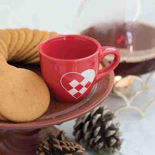 Ceramic Glogg Cup