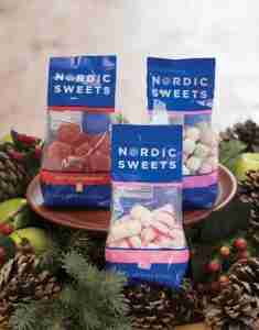 Nordic Sweets - Bagged Swedish Treats