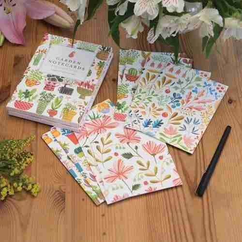 Garden Notecards