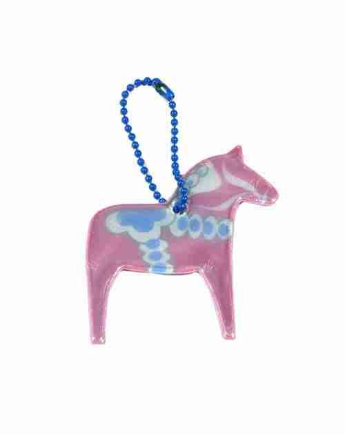 Dala Horse Glimmi Reflector
