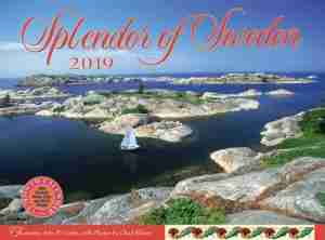 Splendor Of Sweden 2019 Calendar