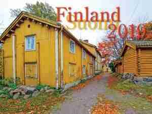 2019 Finland Calendar