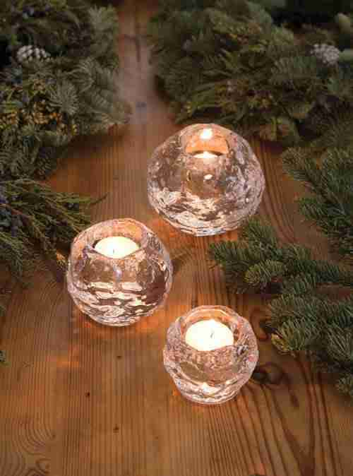 Kosta Boda Snowball Set