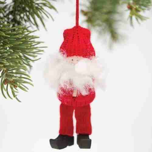 Tomte Man Ornament