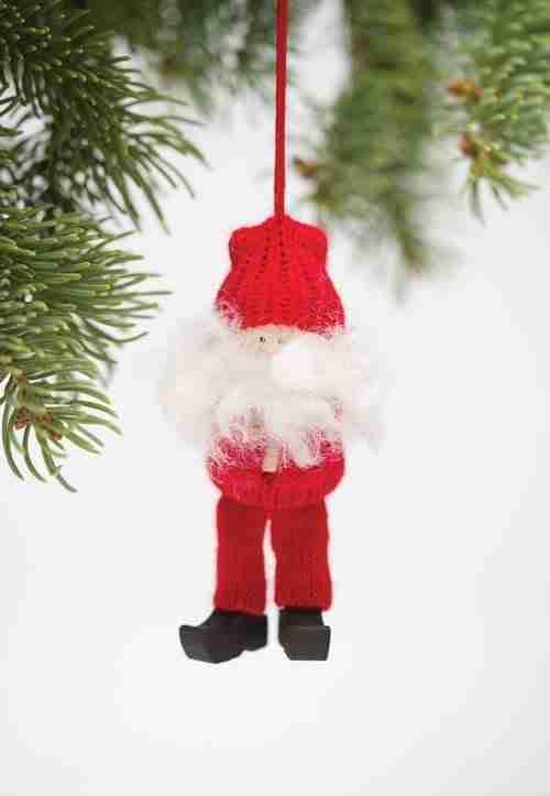Tomte Man Ornament