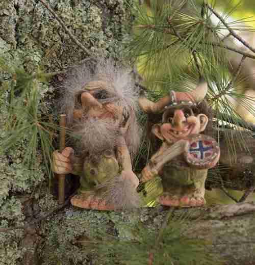 Nyform Trolls from Norway
