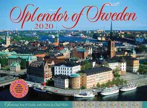 2020 Splendor Of Sweden Calendar