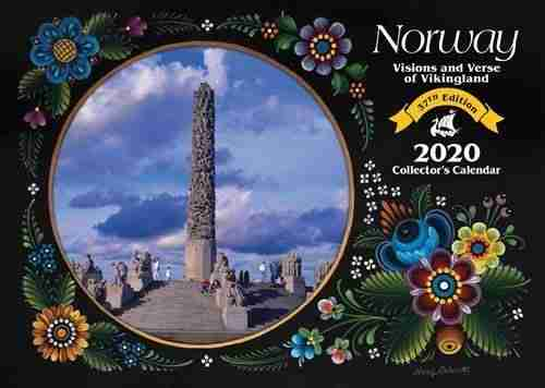 2020 Norway Visions and Verses Calendar