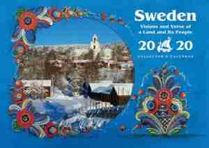 Sweden Visions and Verses 2019 Calendar