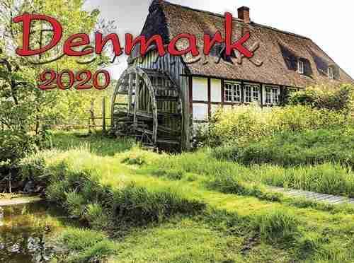 2020 Denmark Calendar
