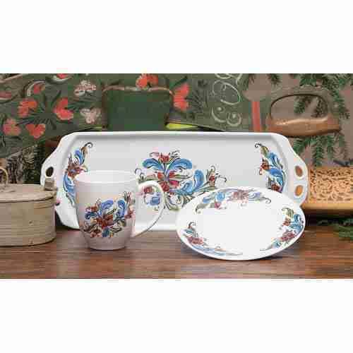 Sonja Rose Rosemaling Ceramics