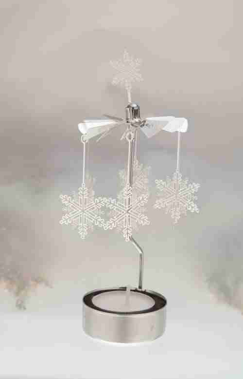 Rotary Candle Holder