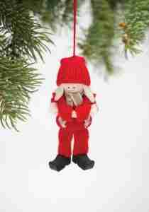 Tomte Woman Ornament