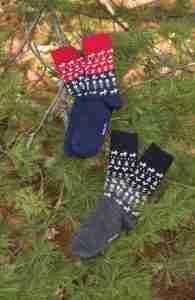 Wool Nature Socks