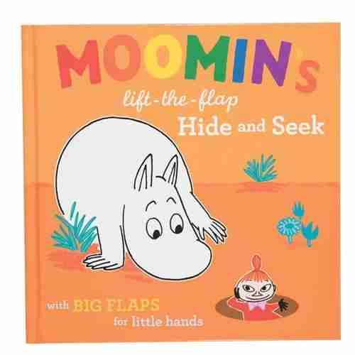 Moomins Lift the Flap Hide and Seek