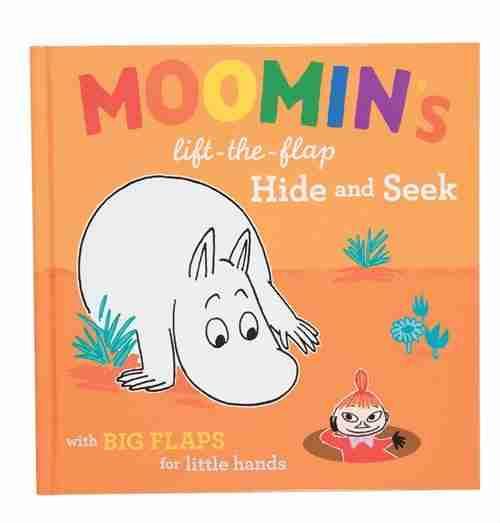 Moomins Lift the Flap Hide and Seek