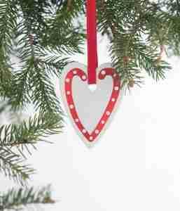 Heart Ornaments