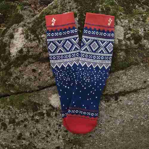 Marius Socks from Norway