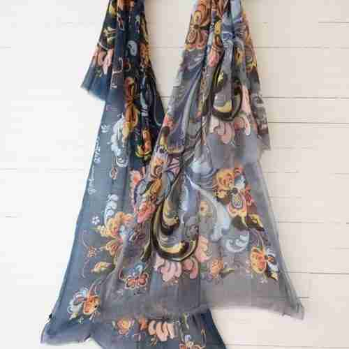 Suzanne Toftey Wool Scarf