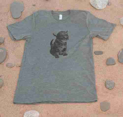 Viking Kitten T-Shirts