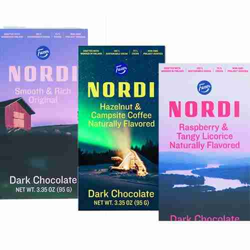Nordi Chocolate Bars